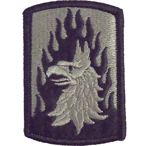 12th Aviation Brigade (Combat)  ACU Patch
