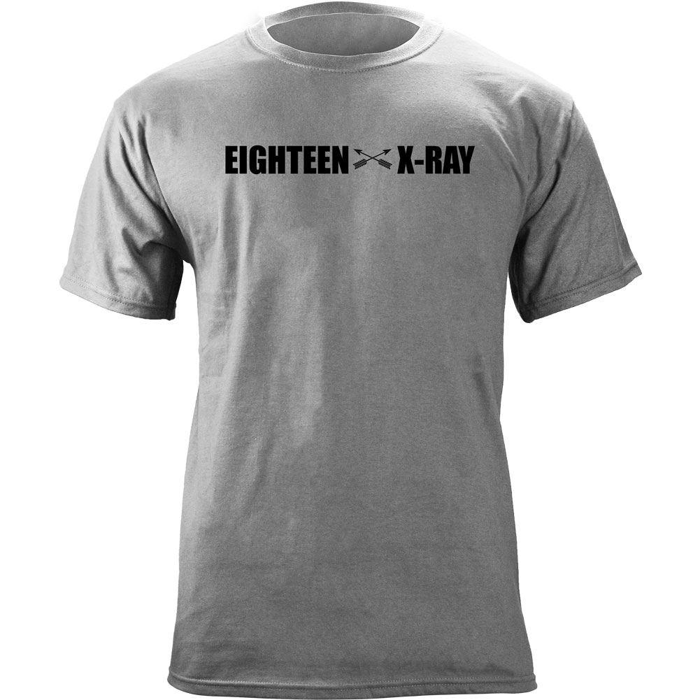 Eighteen X-Ray MOS Series T-Shirts