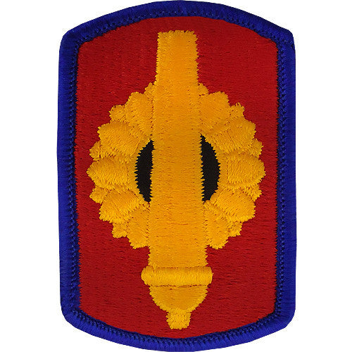 130th Field Artillery Brigade Class A Patch