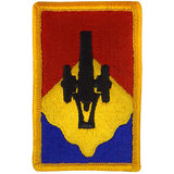 135th Field Artillery Class A Patch