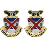 13th Infantry Regiment Unit Crest (First At Vicksburg)