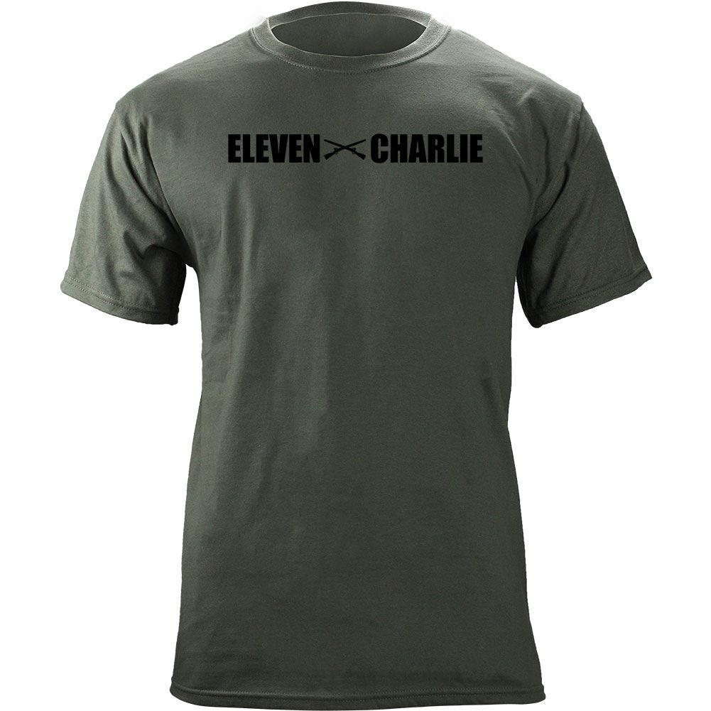 Eleven Charlie MOS Series T-Shirts