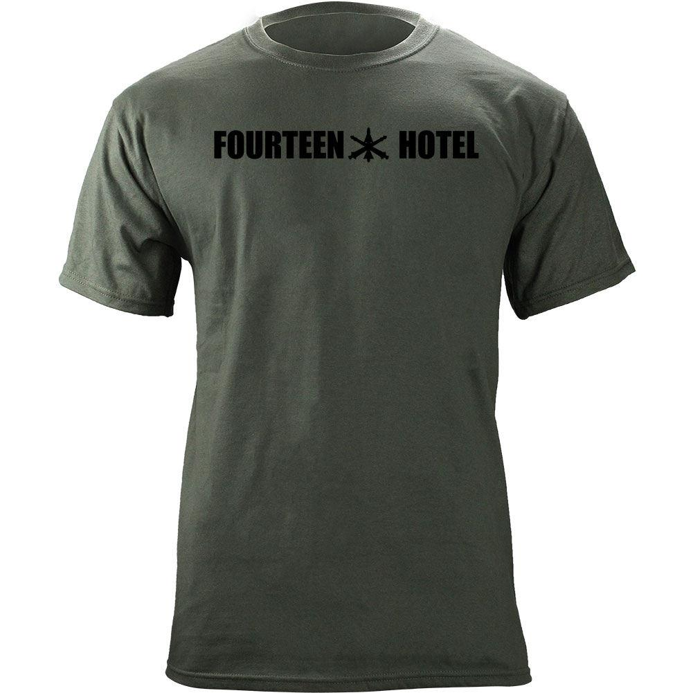 Fourteen Hotel MOS Series T-Shirts
