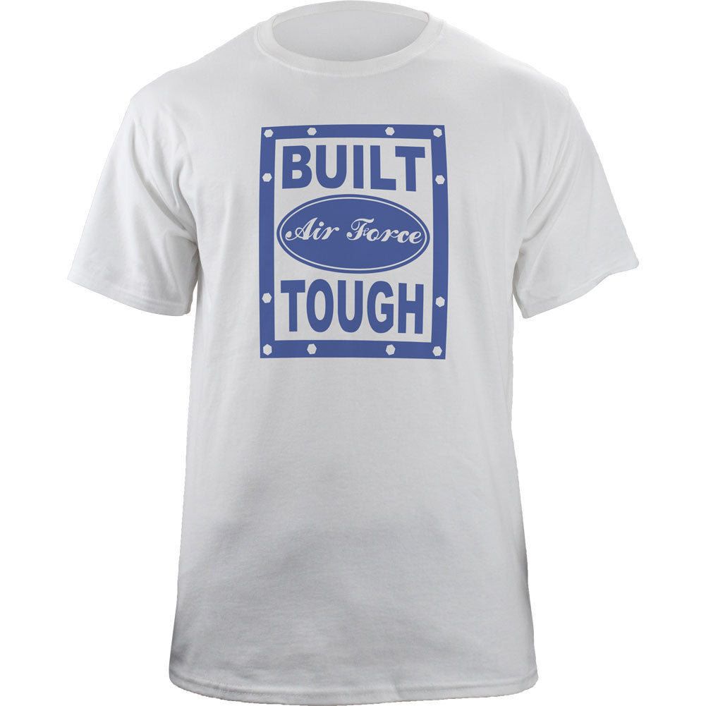 Built Air Force Tough T-Shirt
