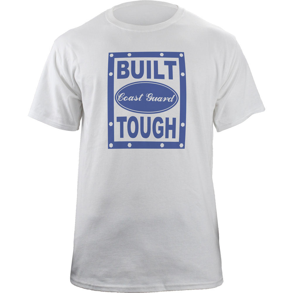 Built Coast Guard Tough T-Shirt