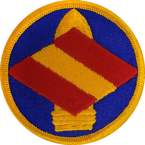 142nd Fires Brigade Class A Patch
