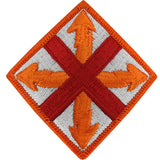 142nd Signal Brigade Class A Patch
