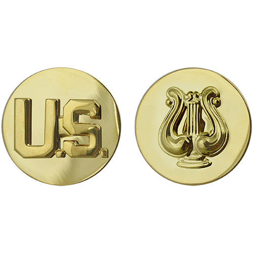 Army Musician Branch Insignia - Enlisted