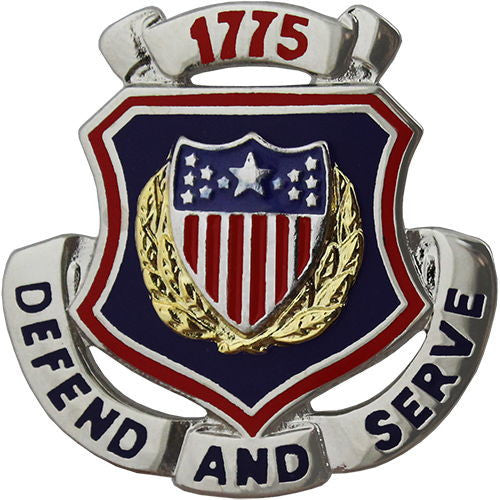 Army Adjutant General Regimental Corps Crest