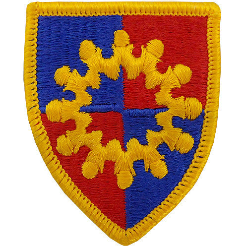 149th Armor Brigade Class A Patch