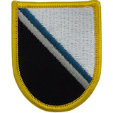 14th Military Intelligence Battalion, C Company (LRS) Beret Flash