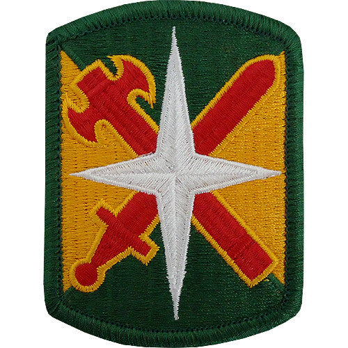14th Military Police Brigade Class A Patch