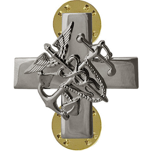Field Medical Readiness Insignia - Mirror / Chrome