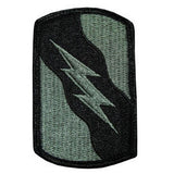 155th Armored Brigade Combat Team ACU Patch