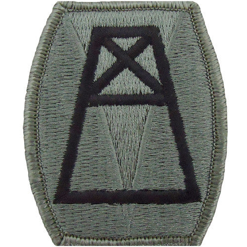 156th Quartermaster Command ACU Patch