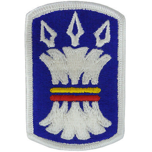 157th Infantry Brigade Class A Patch