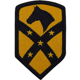 15th Sustainment Brigade Class A Patch