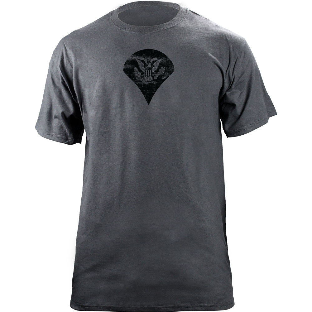 Army Subdued Rank T-Shirts