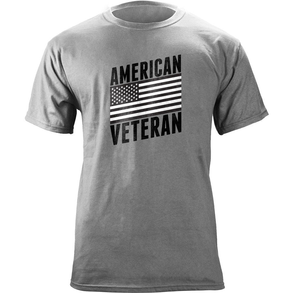 American Veteran Flag T-Shirt