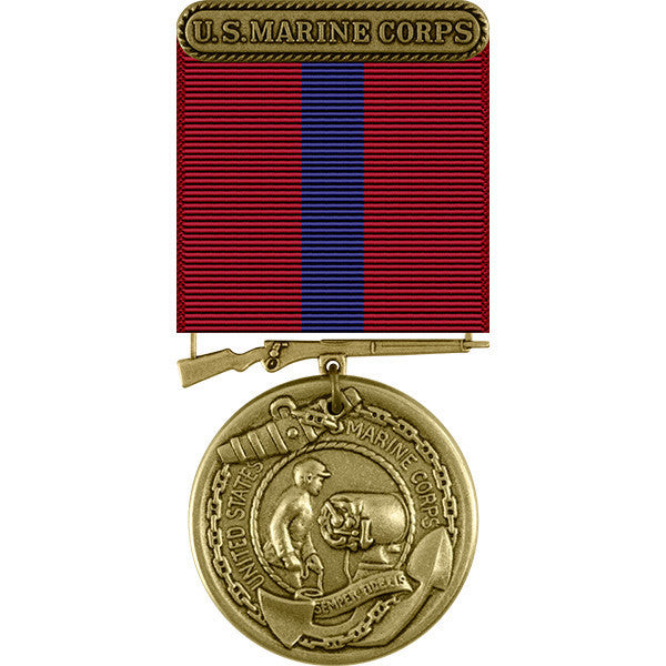 Marine Corps Good Conduct Medal - WW II Style