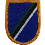160th Aviation Headquarters Beret Flash