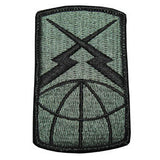 160th Signal Brigade ACU Patch