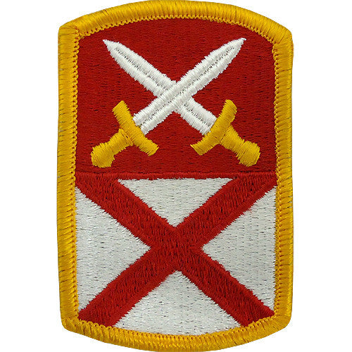 167th Support Command Class A Patch