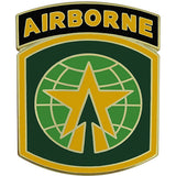 16th Military Police Brigade Airborne Combat Service Identification Badge