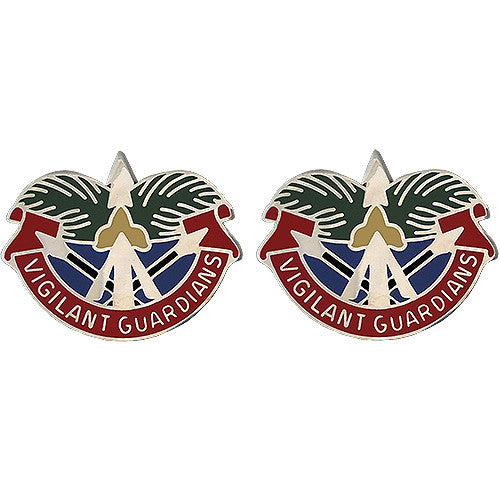 16th ADA (Air Defense Artillery) Group Unit Crest (Vigilant Guardians)