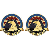 16th Combat Aviation Brigade Unit Crest (Born in Battle)