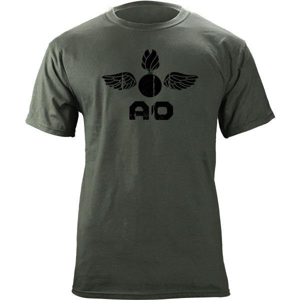 Navy Rating Badge Aviation Ordnanceman T-Shirt