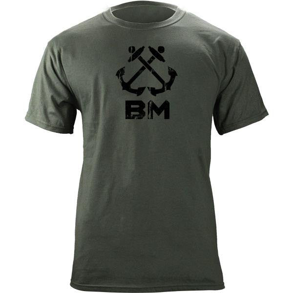 Navy Rating Badge Boatswain's Mate T-Shirt