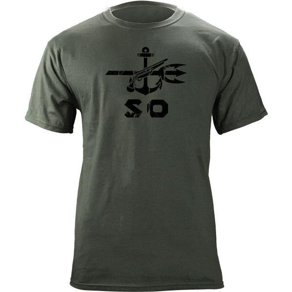 Navy Rating Badge Special Warfare Operator T-Shirt