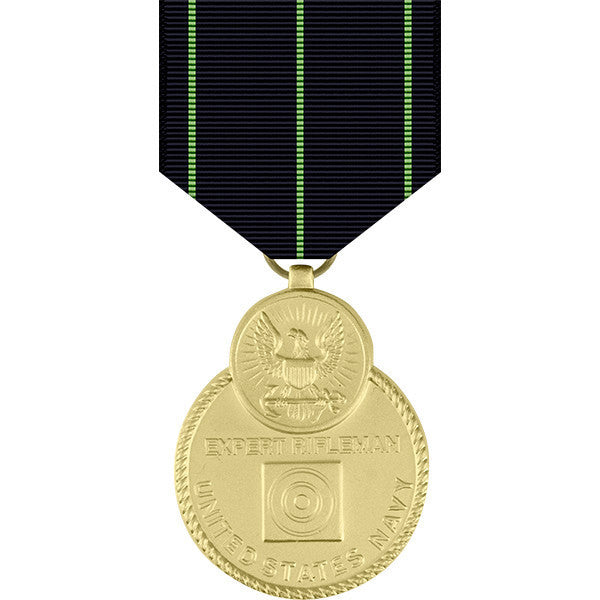 Navy Expert Rifle Medal