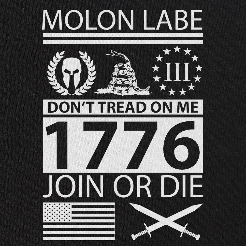 Molon Labe Ultimate Patriot T-Shirt