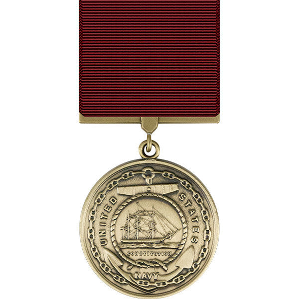 Navy Good Conduct Medal WW II Style