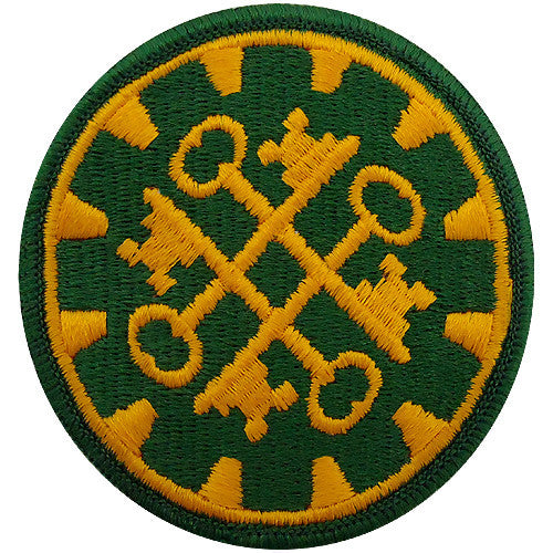 177th Military Police Brigade Class A Patch
