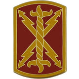 17th Field Artillery Brigade Combat Service Identification Badge