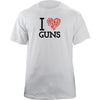 I Heart Guns T-Shirt