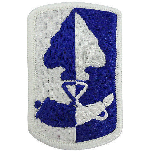 187th Infantry Brigade Class A Patch