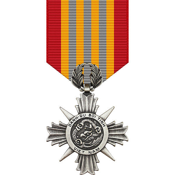 Republic of Vietnam Armed Forces Honor Medal 2C