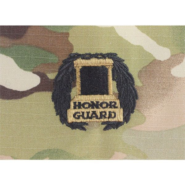MultiCam/Scorpion (OCP)  Army Tomb of the Unknown Soldier Guard Embroidered Badge