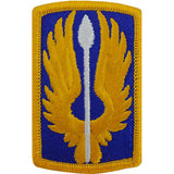 18th Aviation Brigade Class A Patch
