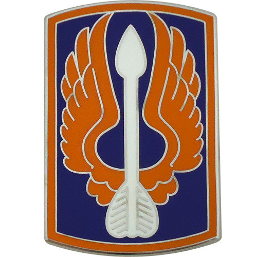 18th Aviation Brigade Combat Service Identification Badge