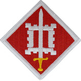 18th Engineering Brigade Class A Patch
