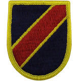 18th Personnel Group Beret Flash