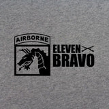 XVIII (18th) Airborne 11 Bravo T-Shirt