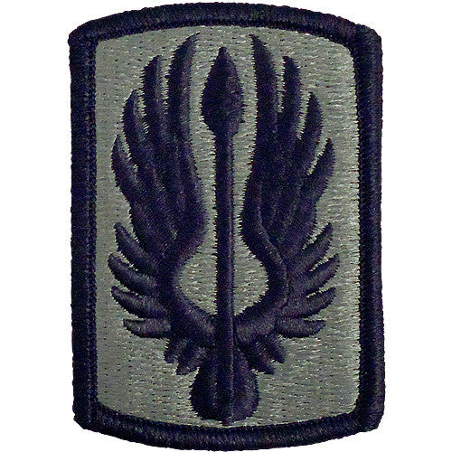 18th Aviation Brigade ACU Patch