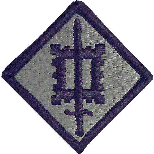 18th Engineering Brigade ACU Patch