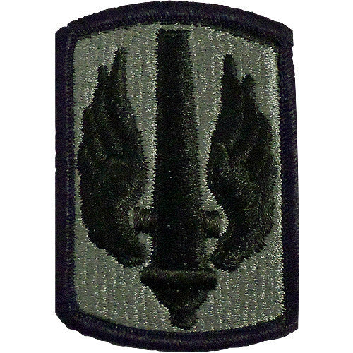 18th Fires Brigade ACU Patch